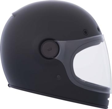Solid - Single Shield BELL Bullitt Full-Face Helmet