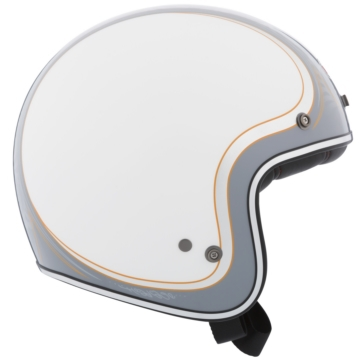 Head Case Cue Ball BELL Custom 500 Open-Face Helmet