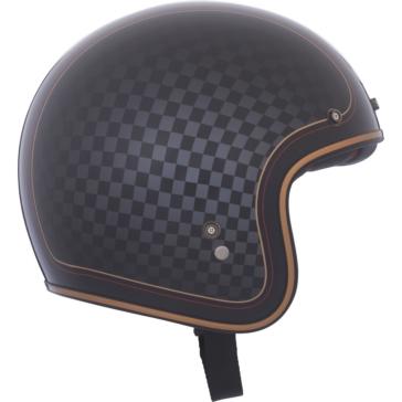 RSD Check It BELL Custom 500 Open-Face Helmet