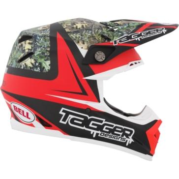 Tagger Rekluse BELL Moto-9 Flex Off-Road Helmet