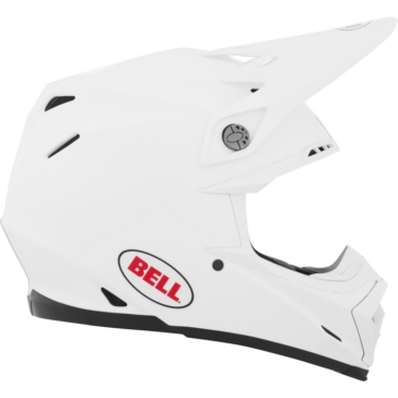 Solid BELL Moto-9 Off-Road Helmet Limited Edition