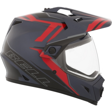 Barricade BELL MX-9 Adventure Off-Road Helmet