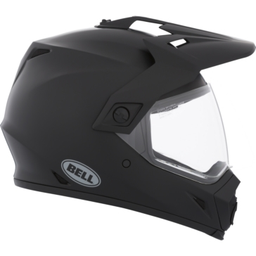 Solid BELL MX-9 Adventure Off-Road Helmet