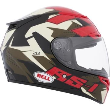 BELL RS 1 Full-Face Helmet Topo Desert
