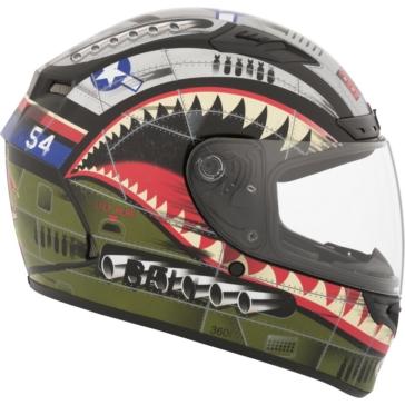 Devil May Care BELL Qualifier DLX  Full-Face Helmet