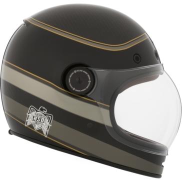 RSD Bagger BELL Bullitt - Carbon Full-Face Helmet