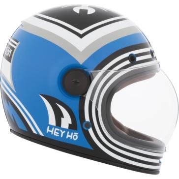 Barn Fresh Hey Ho - Single Shield BELL Bullitt Full-Face Helmet