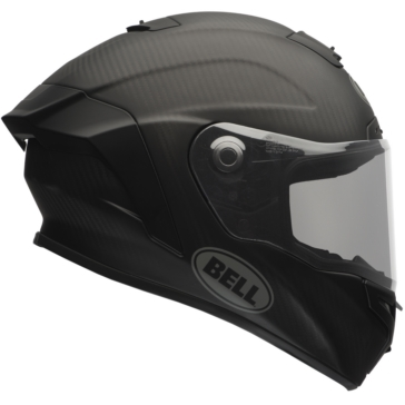 Solid BELL Race Star Full-Face Helmet