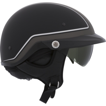 Demi-Casque Pit Boss BELL Pinned