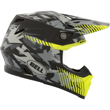Tracer BELL Moto-9 Off-Road Helmet Limited Edition