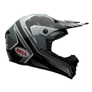 Race BELL SX 1 Off-Road Helmet