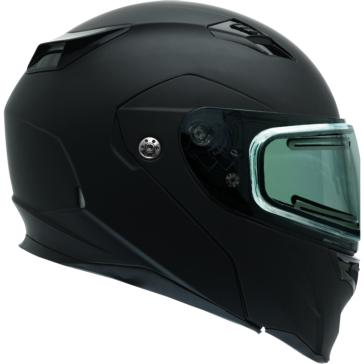 Solid BELL Revolver Evo Modular Helmet, Snow