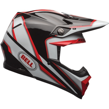 Spark BELL Moto-9 Off-Road Helmet Limited Edition