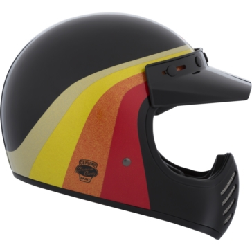 BELL Moto-3 Off-Road Helmet Chemical Candy