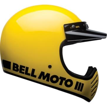 BELL Casque Hors-Route Moto-3 Classic