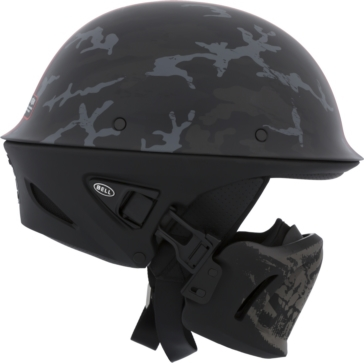 BELL Rogue Half Helmet Ghost Recon