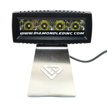 Diamond LED Ensemble de barre lumineuse DEL