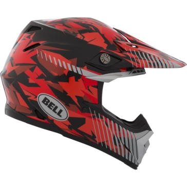 Camo BELL Moto-9 Off-Road Helmet Limited Edition