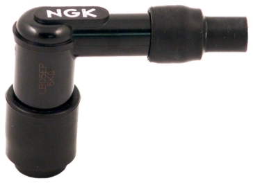 NGK Spark Plug Resistor Connector Elbow 90°