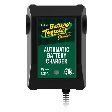 BATTERY TENDER Junior High Efficiency Battery Charger