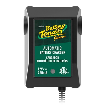 ''Battery Tender'' Junior Battery Charger