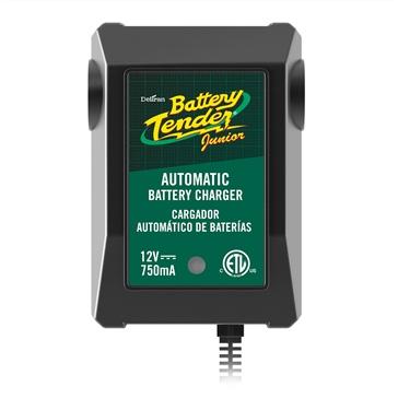 ''Battery Tender'' Junior Battery Charger