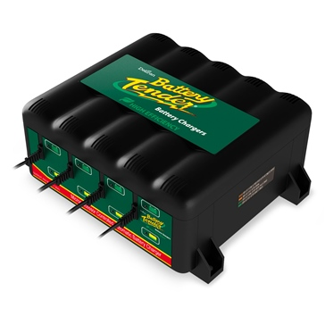 BATTERY TENDER 4-Bank Battery Charger