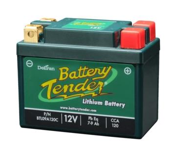 Battery Tender Batterie au lithium-ion 12 V BTL09A120C