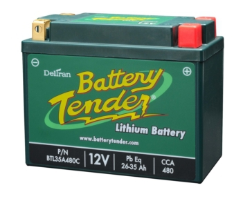 Battery Tender Batterie au lithium-ion 12 V BTL35A480C