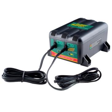 Battery Tender Chargeur de batterie international à 2 postes 900673
