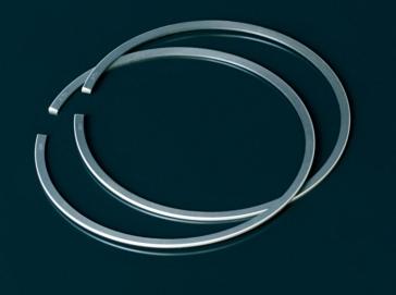 Wiseco Piston Ring Set Fits Kawasaki