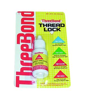 Three Bond Threadlock for Severe Vibration Liquid