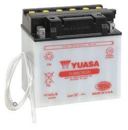 Yuasa Battery YuMicron YB16CL-B