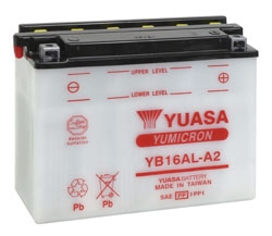 Yuasa Battery YuMicron YB16AL-A2