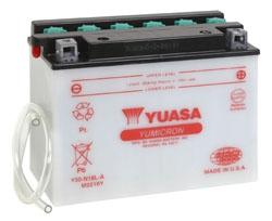 Batterie YuMicron YUASA Y50-N18L-A