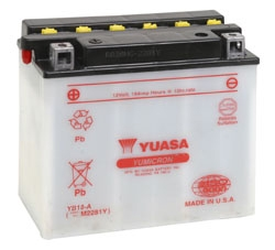 Yuasa Battery YuMicron YB18-A