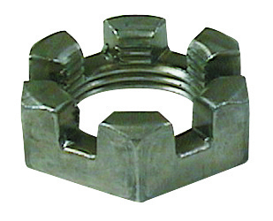 """1"""" ITP Axle Nut for Universal Trailer Hub"""
