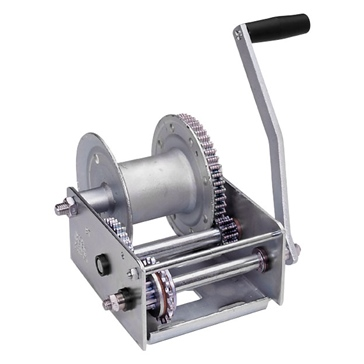 FULTON WESBAR Winch with Brake