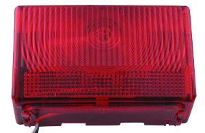 Optronics Submersible Trailer Light for Under Red