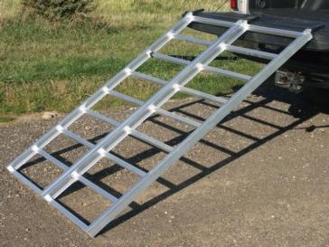 YUTRAX Aluminium Loading Ramp