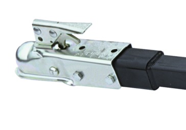 Ball mount YUTRAX Hitch Coupler