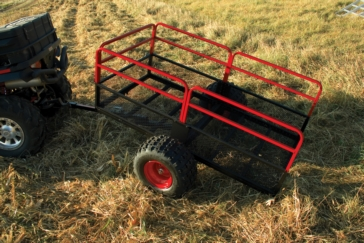 YUTRAX Off-road 2-Wheel Trailer