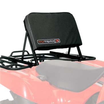Yutrax Universal Mount ATV backrest