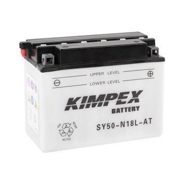 Kimpex Battery YuMicron SY50-N18L-AT