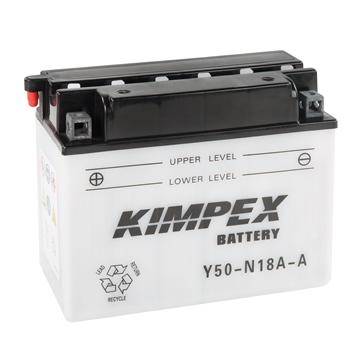 Kimpex Batterie YuMicron Y50-N18A-A