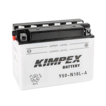 Kimpex Batterie YuMicron Y50-N18L-A