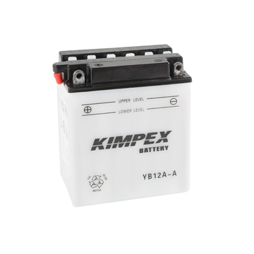 YB12A-A-PP KIMPEX Heavy Duty Battery