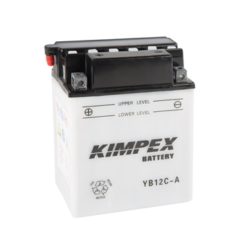 YB12C-A-PP KIMPEX Heavy Duty Battery