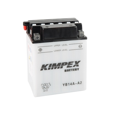 YB14A-A2-PP KIMPEX Heavy Duty Battery