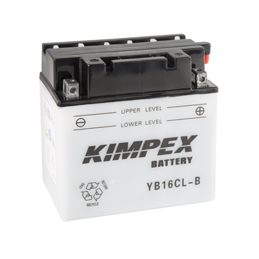 YB16CL-B-PP KIMPEX Heavy Duty Battery